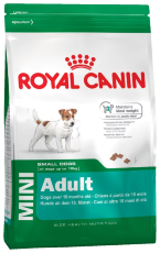 Корм для собак Royal Canin Mini Adult 8+ ( Сухой корм Роял Канин Мини для пожилых собак мелких пород )