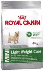 Корм для собак Royal Canin  Mini Light Weight Care (Сухой корм Роял Канин Мини Лайт для собак мелких пород низкокалорийный)
