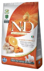 Корм для собак Farmina  N&D Grain-Free Canine Pumpkin Codfish & Orange Adult Medium & Maxi (Фармина корм для собак средних и крупных пород с Треской с Апельсином и Тыквой)
