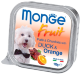 Консервы для собак Monge Dog Fruit – Нежный паштет для собак из утки с апельсином - Консервы для собак Monge Dog Fruit – Нежный паштет для собак из утки с апельсином