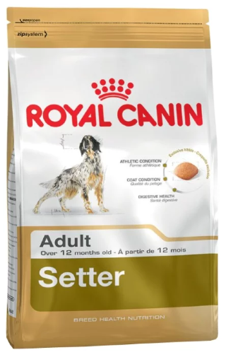 Корм для собак Royal Canin Setter Adult (Сухой корм Роял Канин для собак породы Сеттер старше 1 года)
